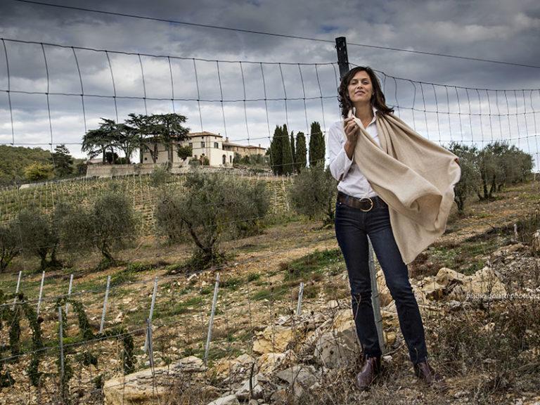 Alessandra Casini Bindi Sergardi at Mocenni
