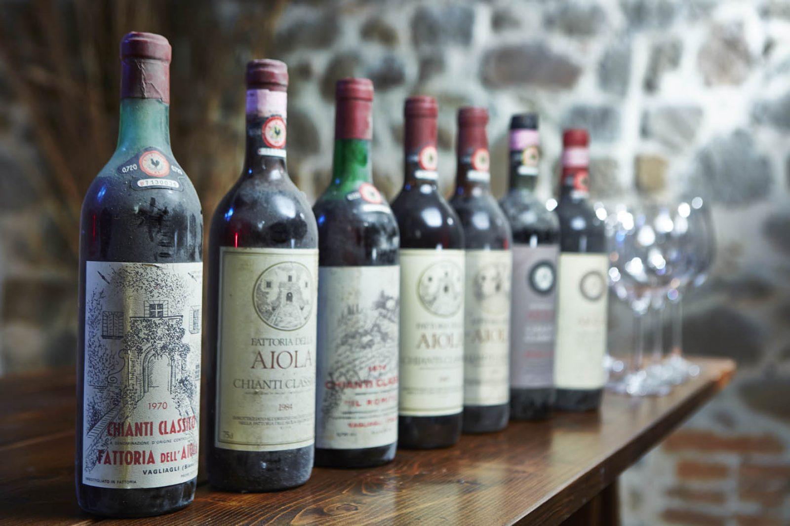Fattoria della Aiola_Classico Berardenga_vini
