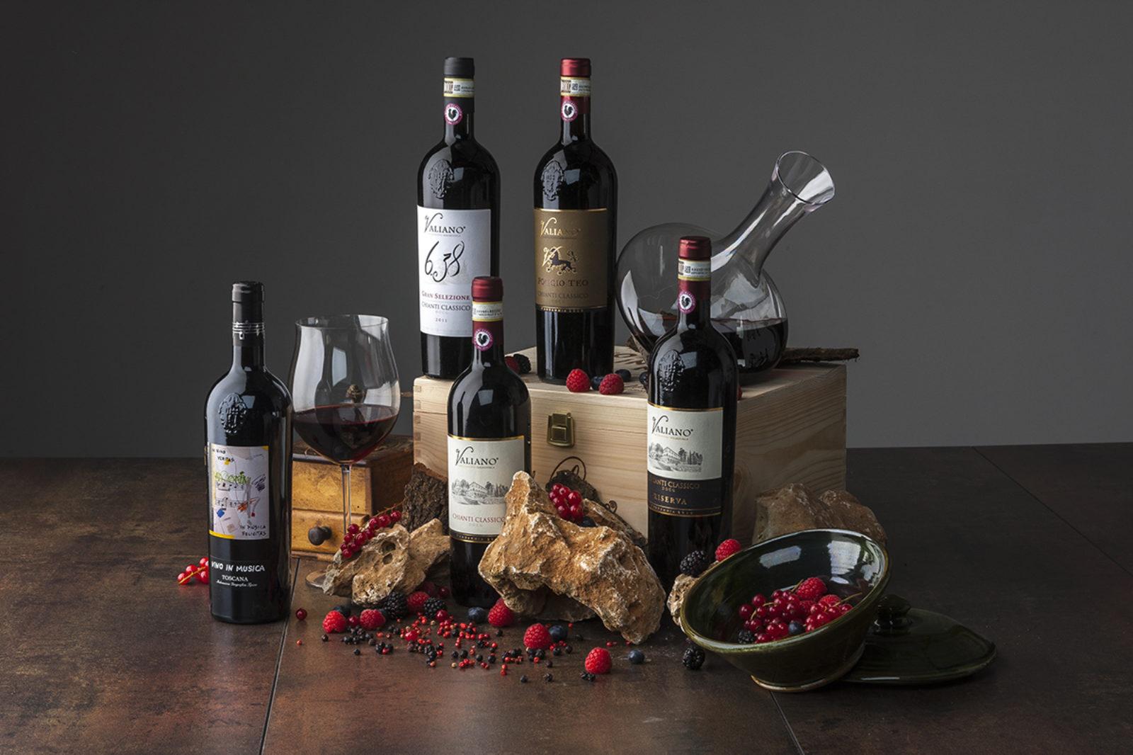 Vini Valiano